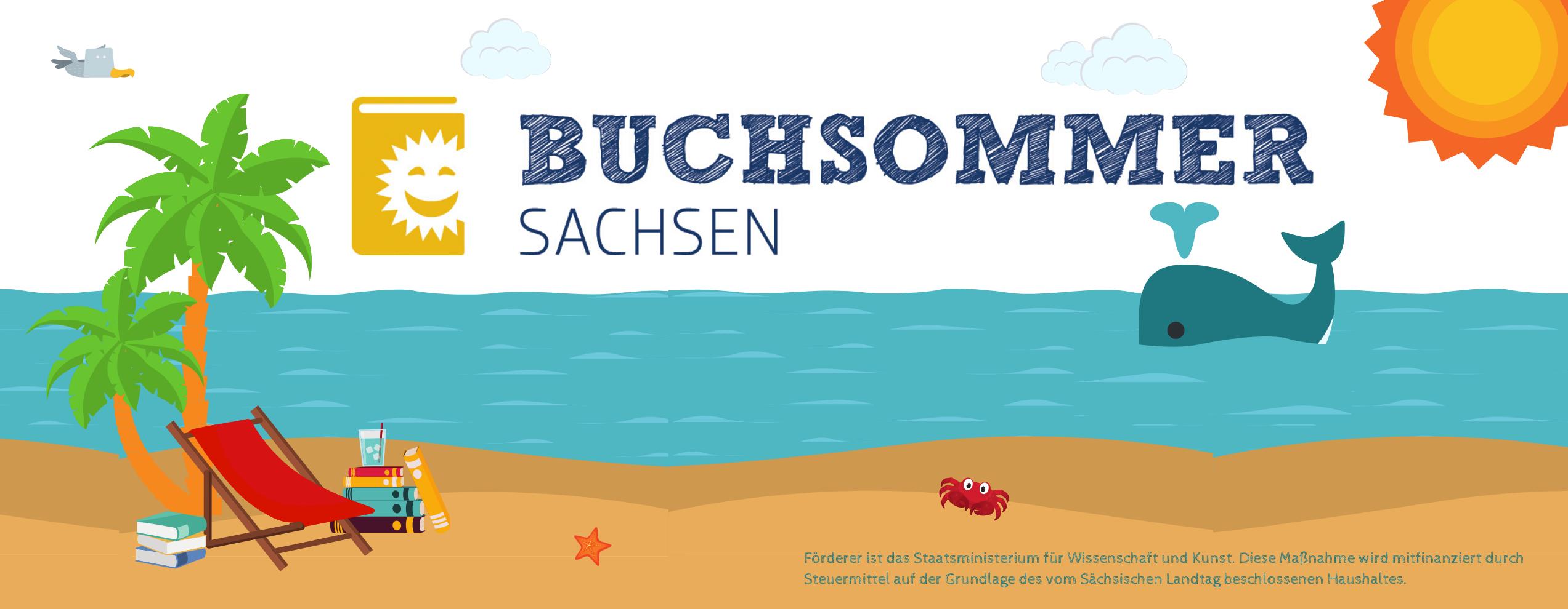 Buchsommer-Start am 06. Juli!